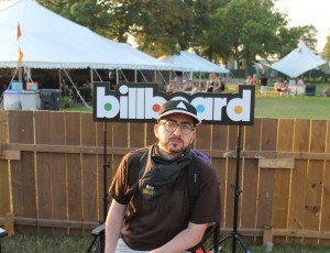 Bonnaroo Backstage